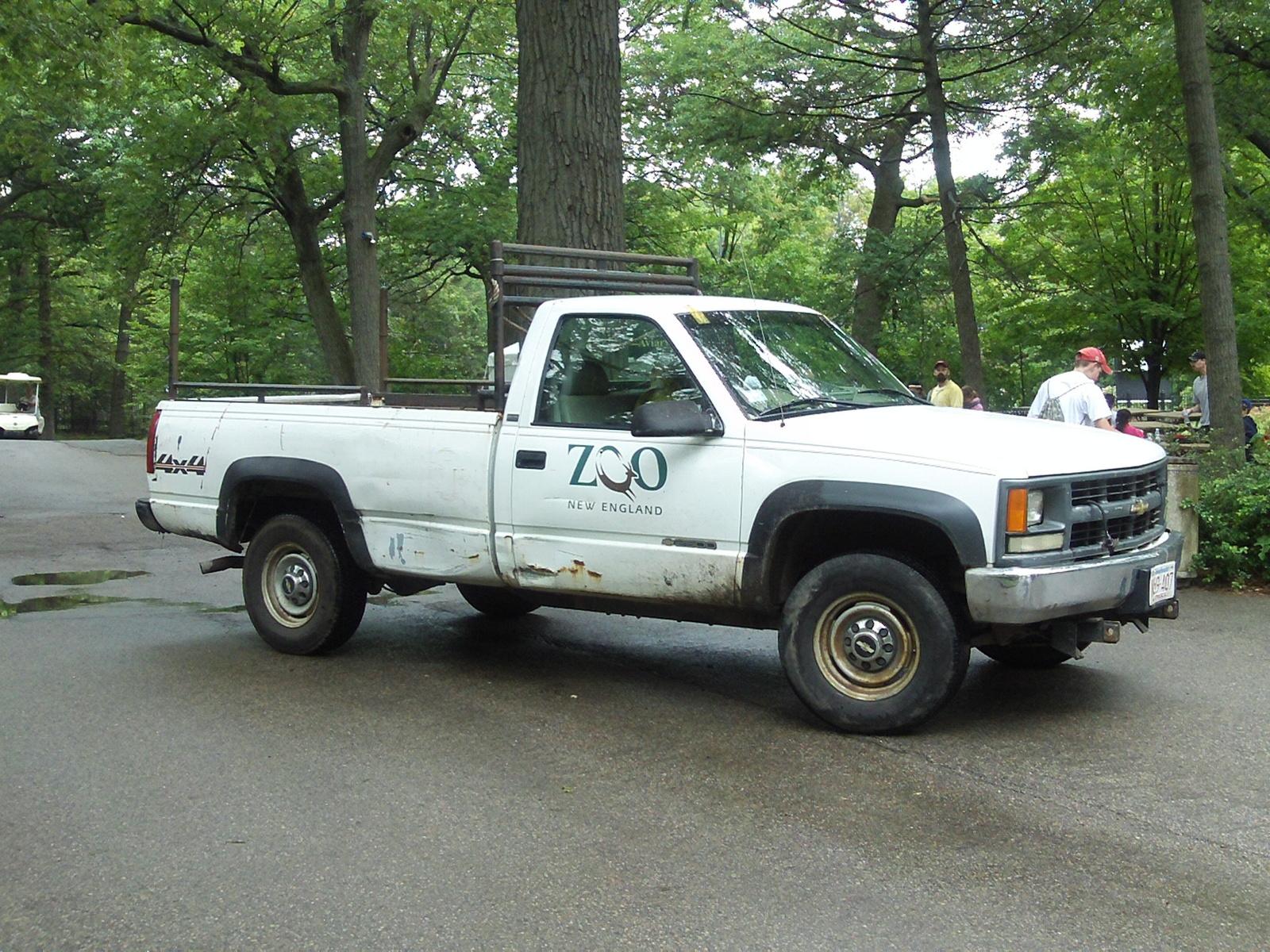 Gh 1435 Chevrolet Silverado 1995 Chevrolet Silverado Need A Wiring Download Diagram