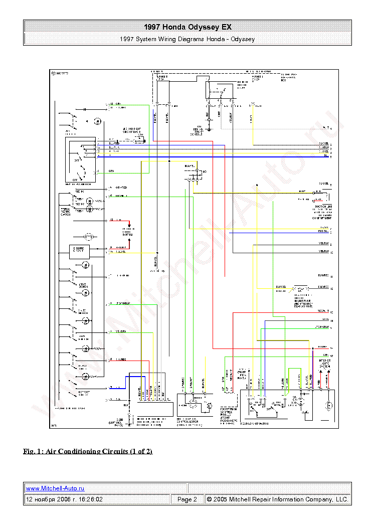 shr_940] 2012 honda odyssey wiring diagram | wiring diagram shr_940 |  power-relation.centrostudimad.it  centrostudimad.it