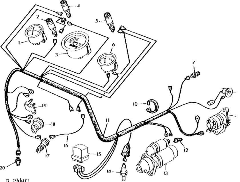 1968 4020 John Deere Starter Wiring Diagram