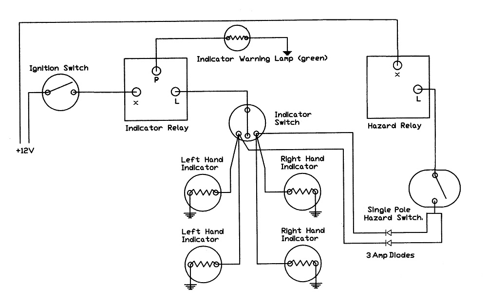 zy6826 dune buggy turn signal wiring diagram on dune buggy