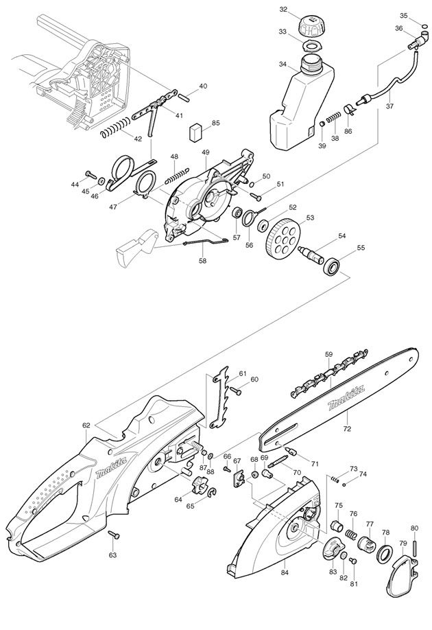 Swell Spare Parts Direct Auto Electrical Wiring Diagram Wiring Cloud Histehirlexornumapkesianilluminateatxorg