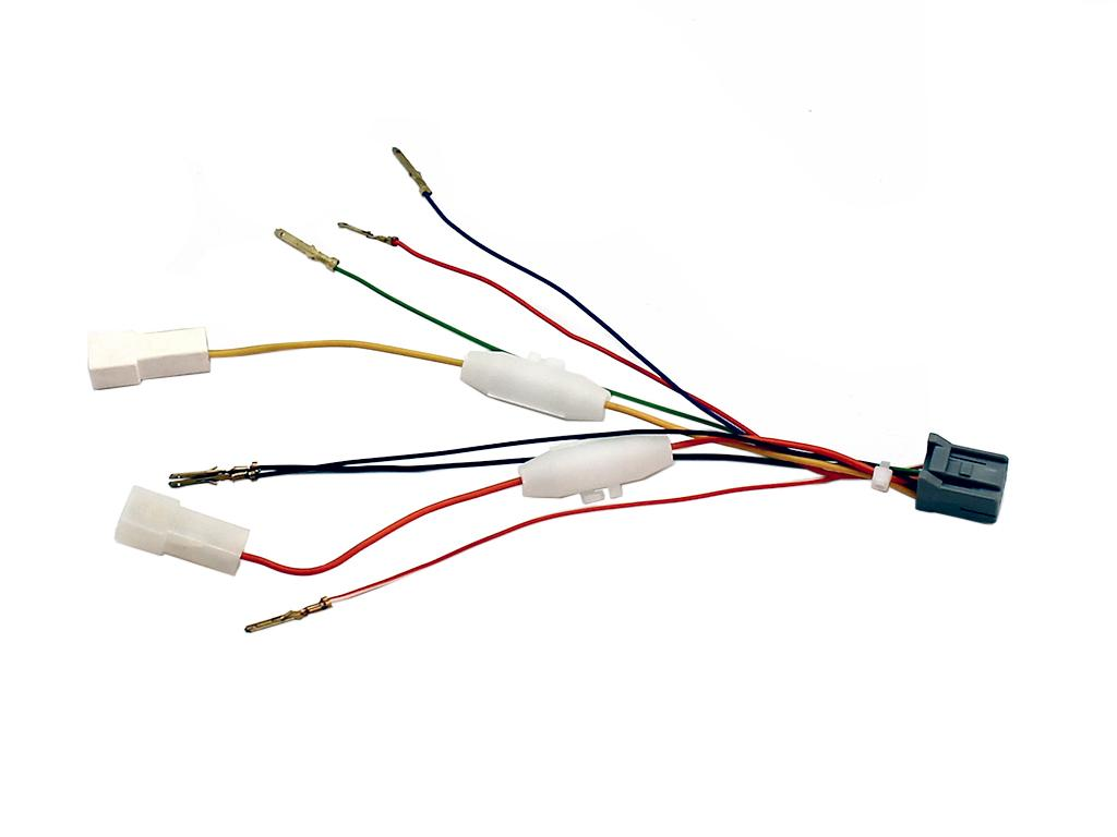 Pleasant Car Stereo Wire Harnesses Radio Wires For All Car Audio Wiring Wiring Cloud Loplapiotaidewilluminateatxorg