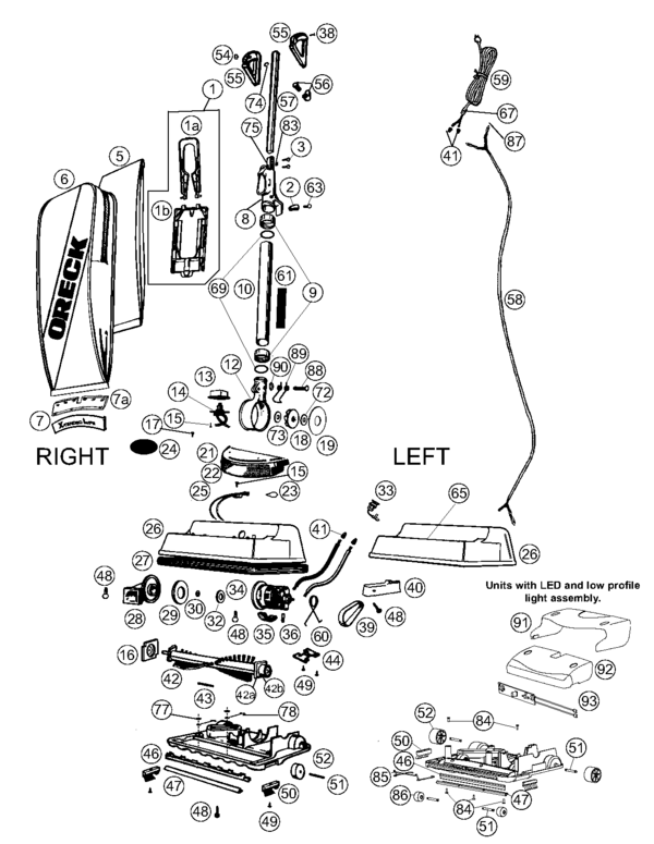 [SCHEMATICS_48DE]  Wiring Diagram Oreck Xl2 - 99 Acura Integra Wiring Diagram for Wiring  Diagram Schematics | Wiring Diagram Oreck Xl2 |  | Wiring Diagram Schematics