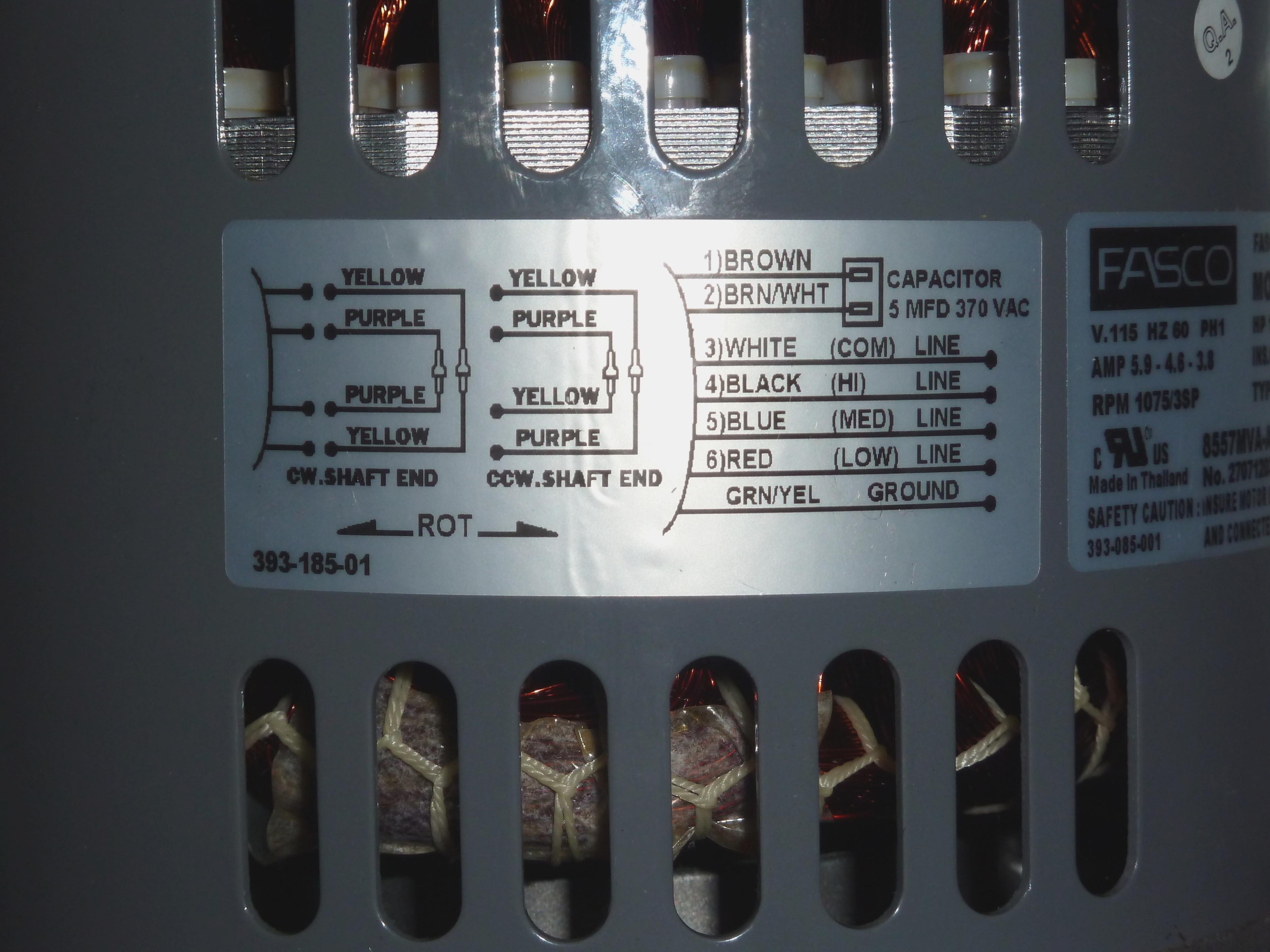 Fine Fasco Fan Motor Wiring Diagram Basic Electronics Wiring Diagram Wiring Cloud Ymoonsalvmohammedshrineorg