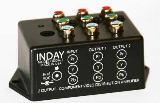 Tremendous 1X2 Component Video Distribution Amp Splitter W High Current Ampslifet Wiring Cloud Histehirlexornumapkesianilluminateatxorg