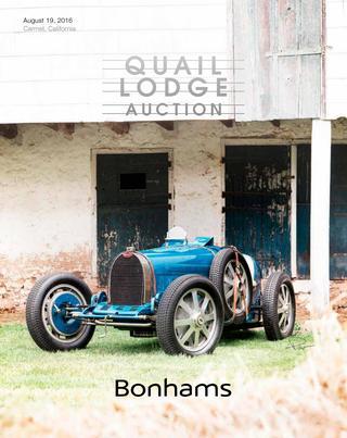 Surprising Quail Lodge Auction 2016 By Guido Maraspin Issuu Wiring Cloud Staixaidewilluminateatxorg