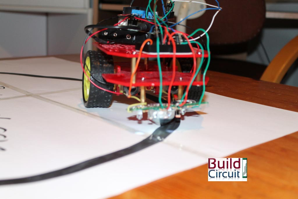 Cool Fritzing Project Line Following Robot Using Ldr Wiring Cloud Eachirenstrafr09Org