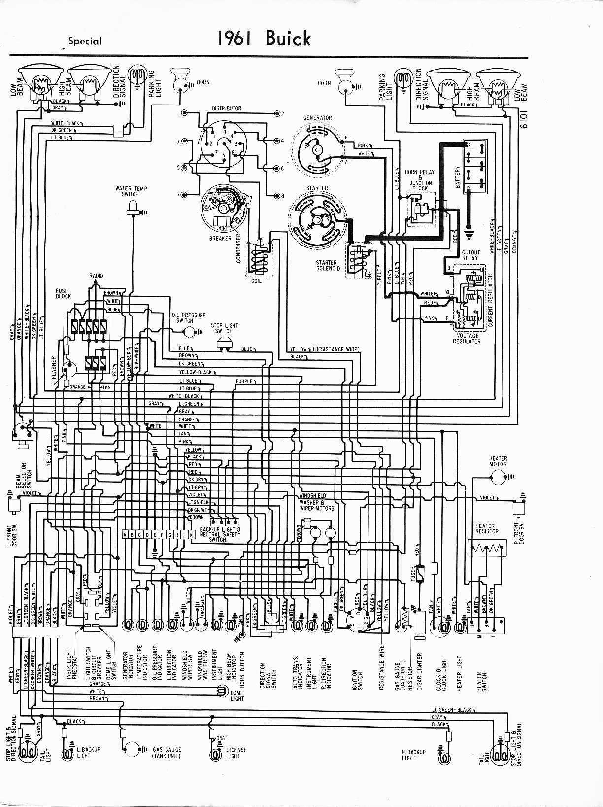 Awesome Buick Wiring Diagrams 1957 1965 Wiring Cloud Cranvenetmohammedshrineorg