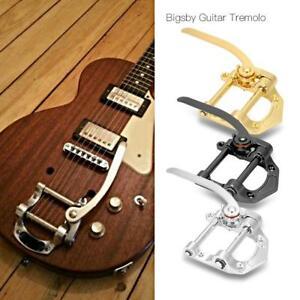 Peachy Guitar Tremolo Unit Vibrato Bridge Tailpiece For Gibson Lp Sg Wiring Cloud Apomsimijknierdonabenoleattemohammedshrineorg