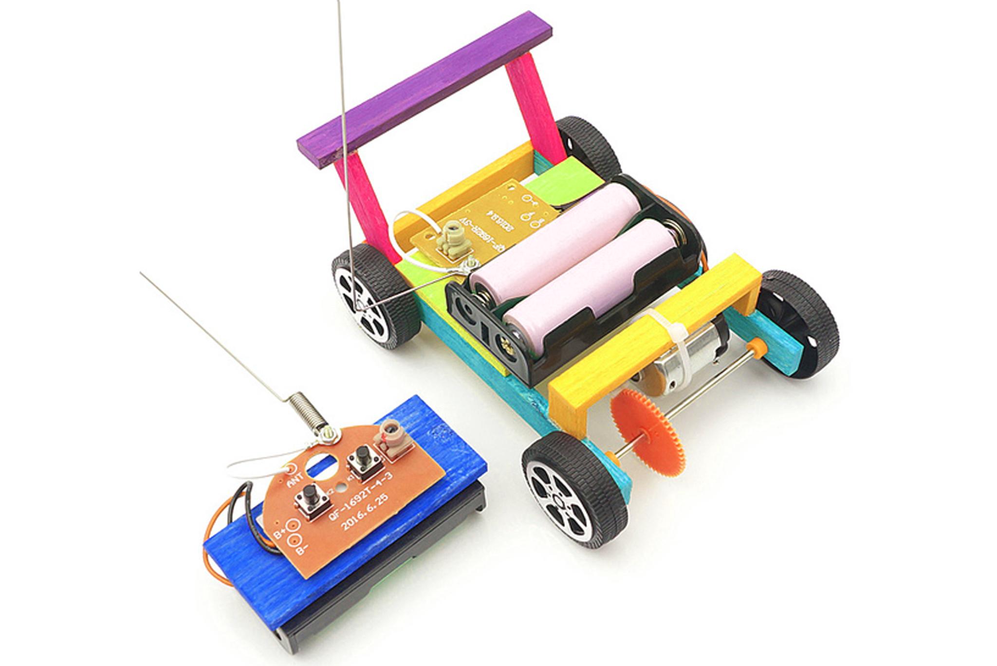 Awe Inspiring Circuit Board Race Car Remote Controlled Do It Wiring Cloud Waroletkolfr09Org