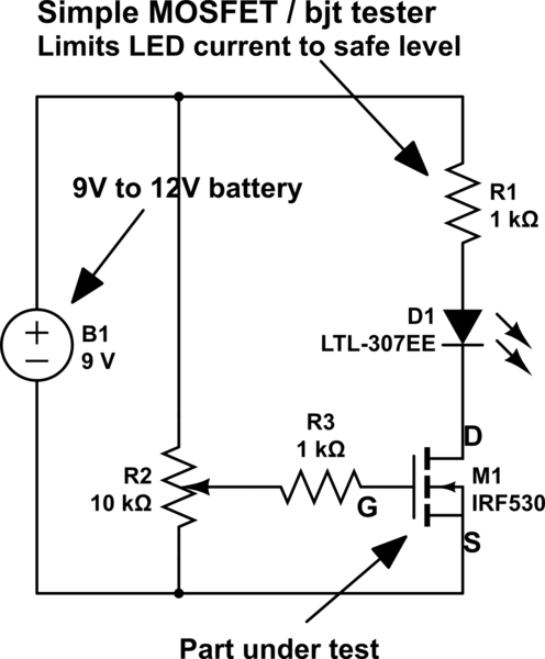 mosfet wiring diagram ve 9224  mosfet test download diagram  ve 9224  mosfet test download diagram