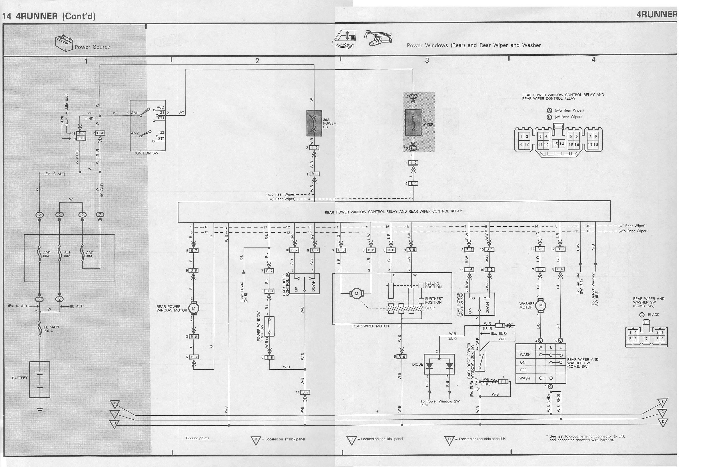 Toyota Hilux Wiring Diagram 2011