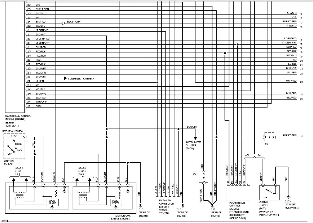 FR_1386] 95 Miata Wiring Diagram Download Diagram