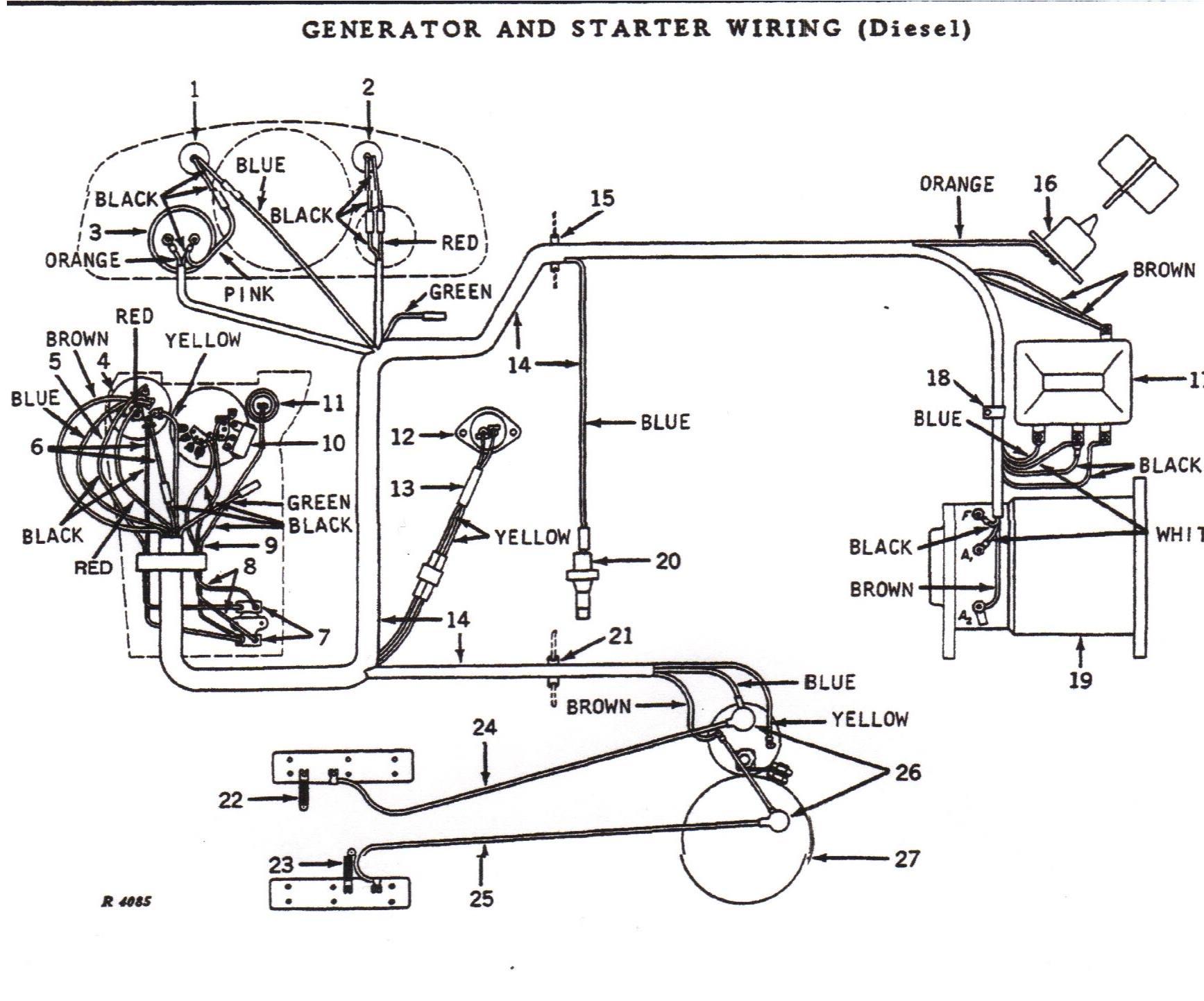 [DIAGRAM_38IU]  RE_8272] 1968 4020 John Deere Starter Wiring Diagram Schematic Wiring | Alternator Starter Wiring Diagram |  | None Waro Skat Olyti Phae Mohammedshrine Librar Wiring 101