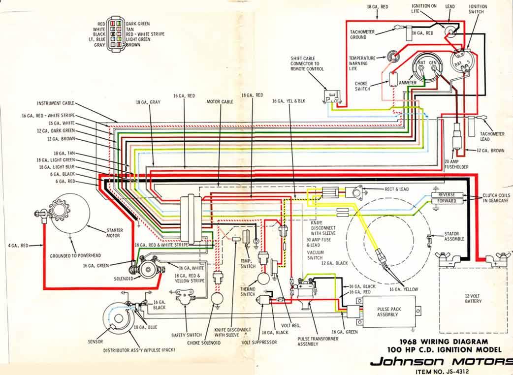Xd 7819 Evinrude Outboard Motor Wiring Diagram Free Diagram