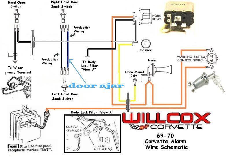 Rd 9271 1969 Corvette Wiper Switch Wiring Diagram Schematic Wiring
