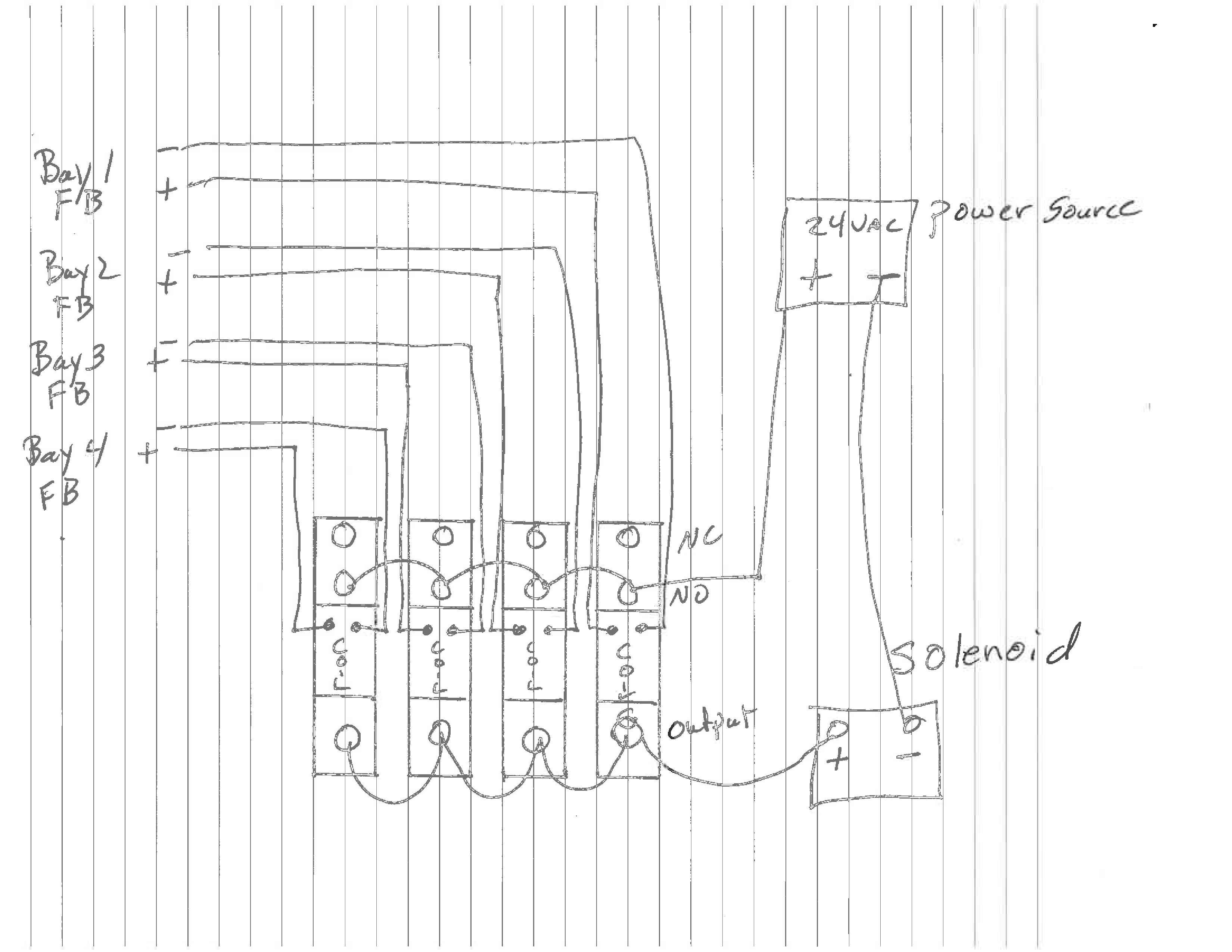 230v 8 Pin Relay Wiring Diagram - Wiring Diagram and Schematic