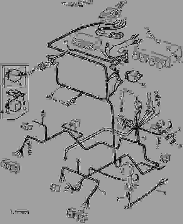 by7870 john deere 214 wiring harness download diagram