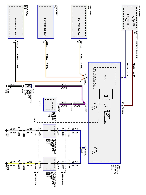 2010 ford taurus rear defroster wiring diagram - 1980 jeep cj5 wiring  diagram - landrovers.wiringdol.jeanjaures37.fr  wiring diagram resource
