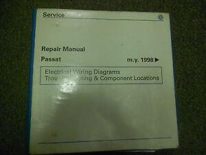 Swell 1998 1999 2000 2001 Vw Passat Electrical Wiring Diagram Service Wiring Cloud Domeilariaidewilluminateatxorg