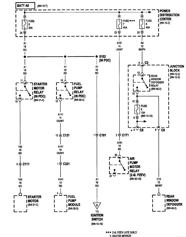 DZ_8756] 1998 Dodge Stratus Ignition Switch Wiring Diagram Download Diagram