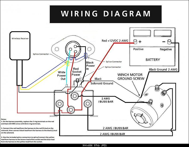 CH_5961] Superwinch Solenoid Wiring Diagram Custom Winch Wiring Free DiagramSynk Xero Ariot Crove Heeve Mohammedshrine Librar Wiring 101