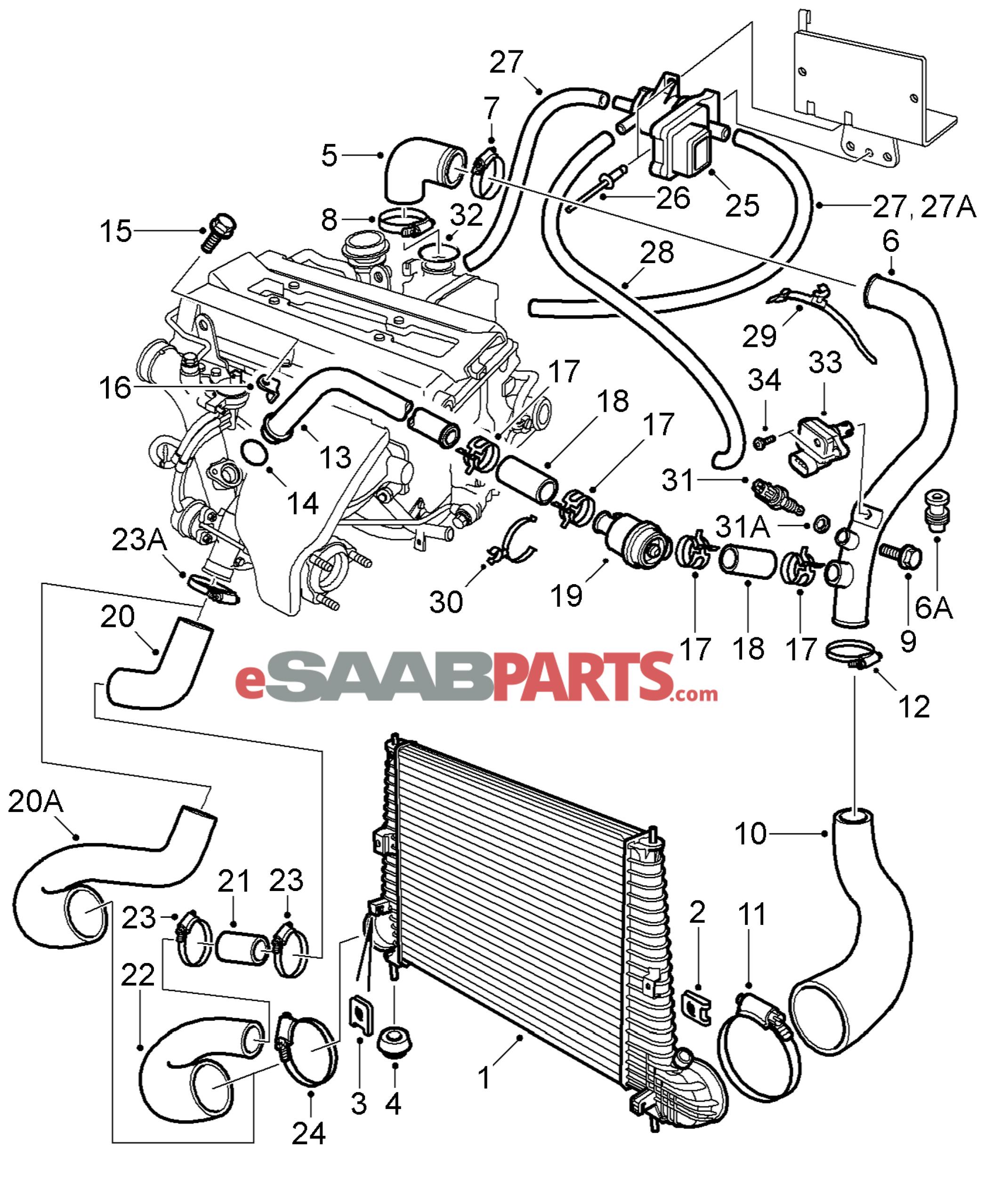 Awe Inspiring Saab 900 Motor Diagram 3 8 Tramitesyconsultas Co Wiring Cloud Licukosporaidewilluminateatxorg