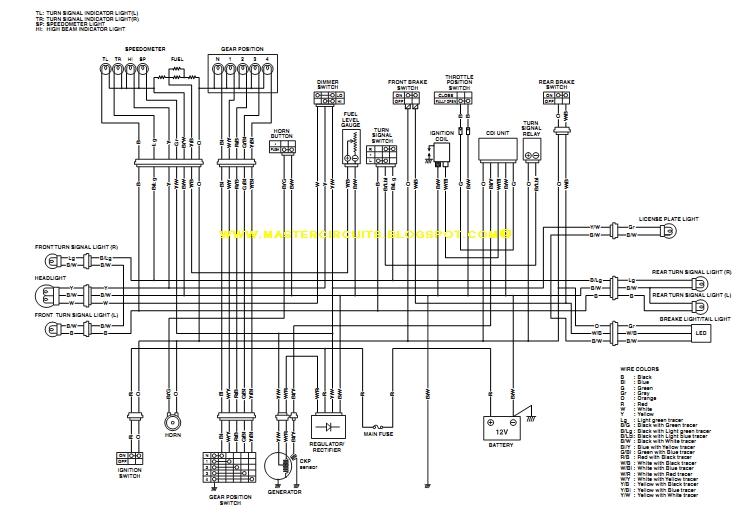 A3h00 Cdi Wiring Diagram Yamaha Wiring Diagram