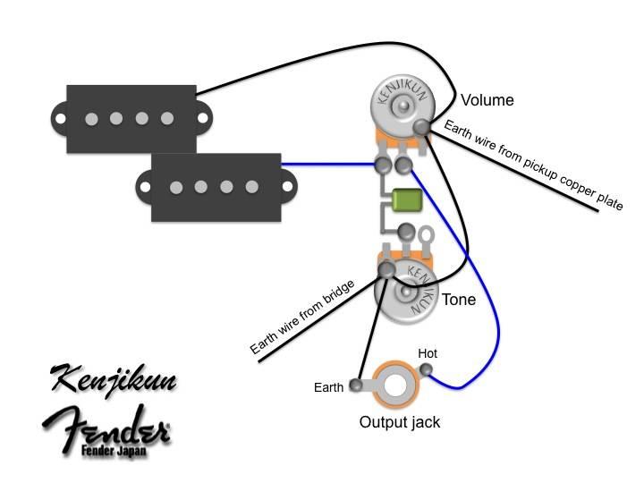 HF_6979] Fender Jazz Bass Pickup Wiring Diagram Download DiagramUnec Cette Mohammedshrine Librar Wiring 101