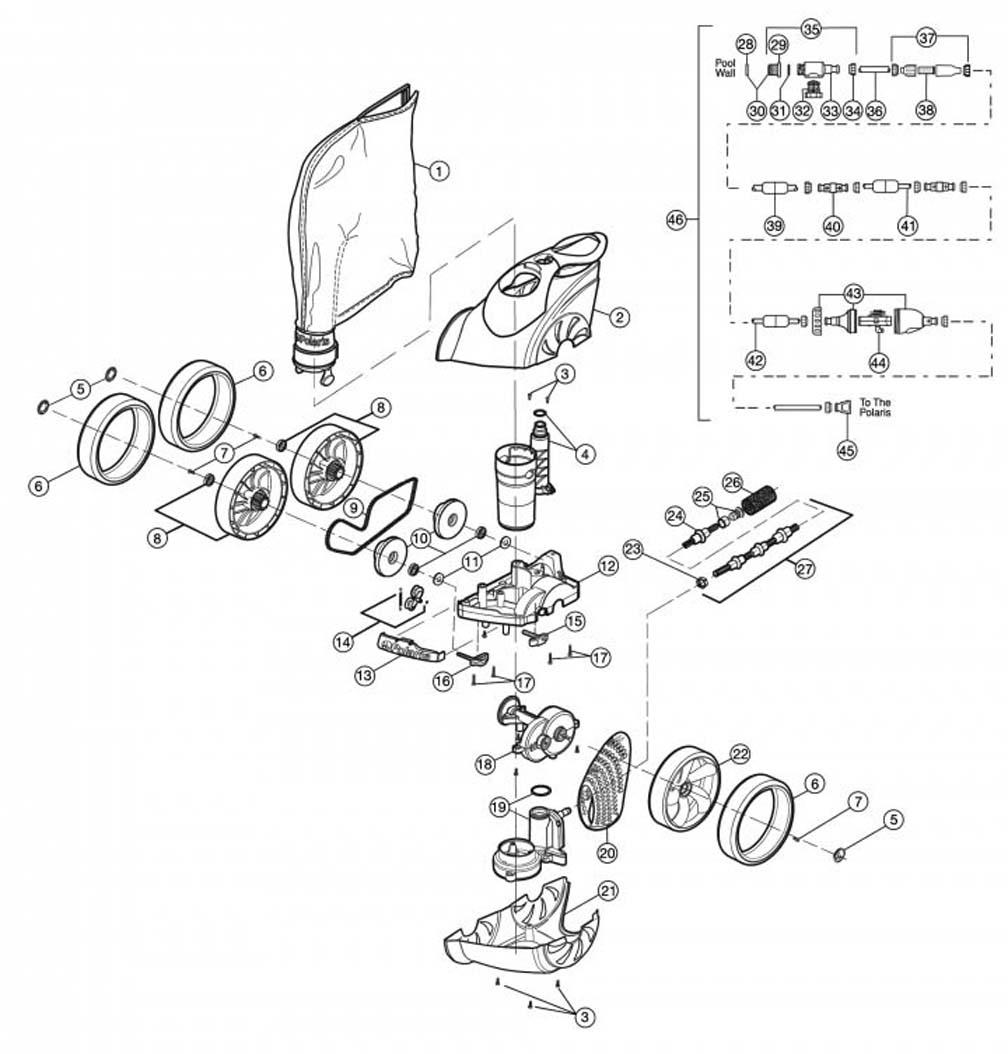 2002 Polaris Sportsman 90 Wiring Schematic
