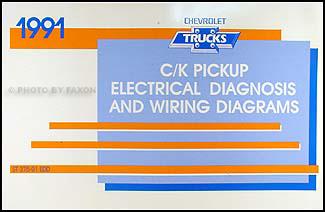 Surprising 1991 Chevy C K Pickup Wiring Diagram Manual Original Wiring Cloud Monangrecoveryedborg