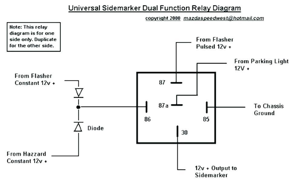 Rw 4528 Universal Car Horn Wiring Diagram Wiring Diagram
