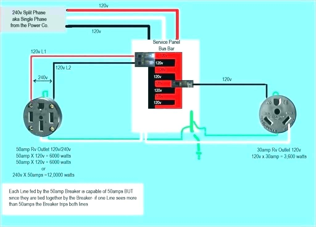 camper 30 amp power box wiring diagrams  weather king