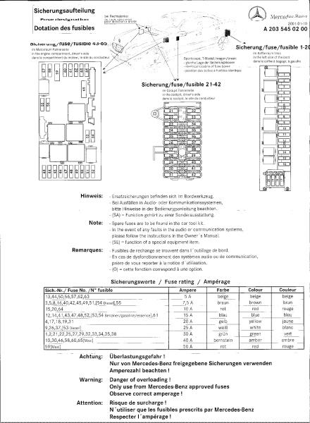 05 mercedes w203 fuse diagram bc 3830  2006 mercedess c240 fuse box diagram schematic wiring  2006 mercedess c240 fuse box diagram