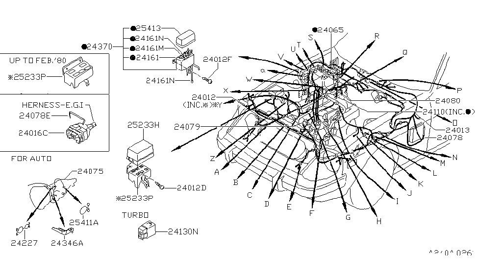 Nk 8705 280zx Engine Diagram Download Diagram