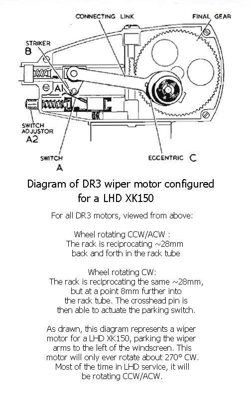 Lucas Tvs Wiper Motor Wiring Diagram