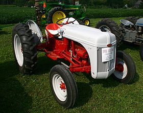 Outstanding Ford N Series Tractor Wikipedia Wiring Cloud Lukepaidewilluminateatxorg