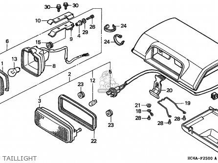 kz8884 honda trx 300 wiring diagram honda 300 fourtrax
