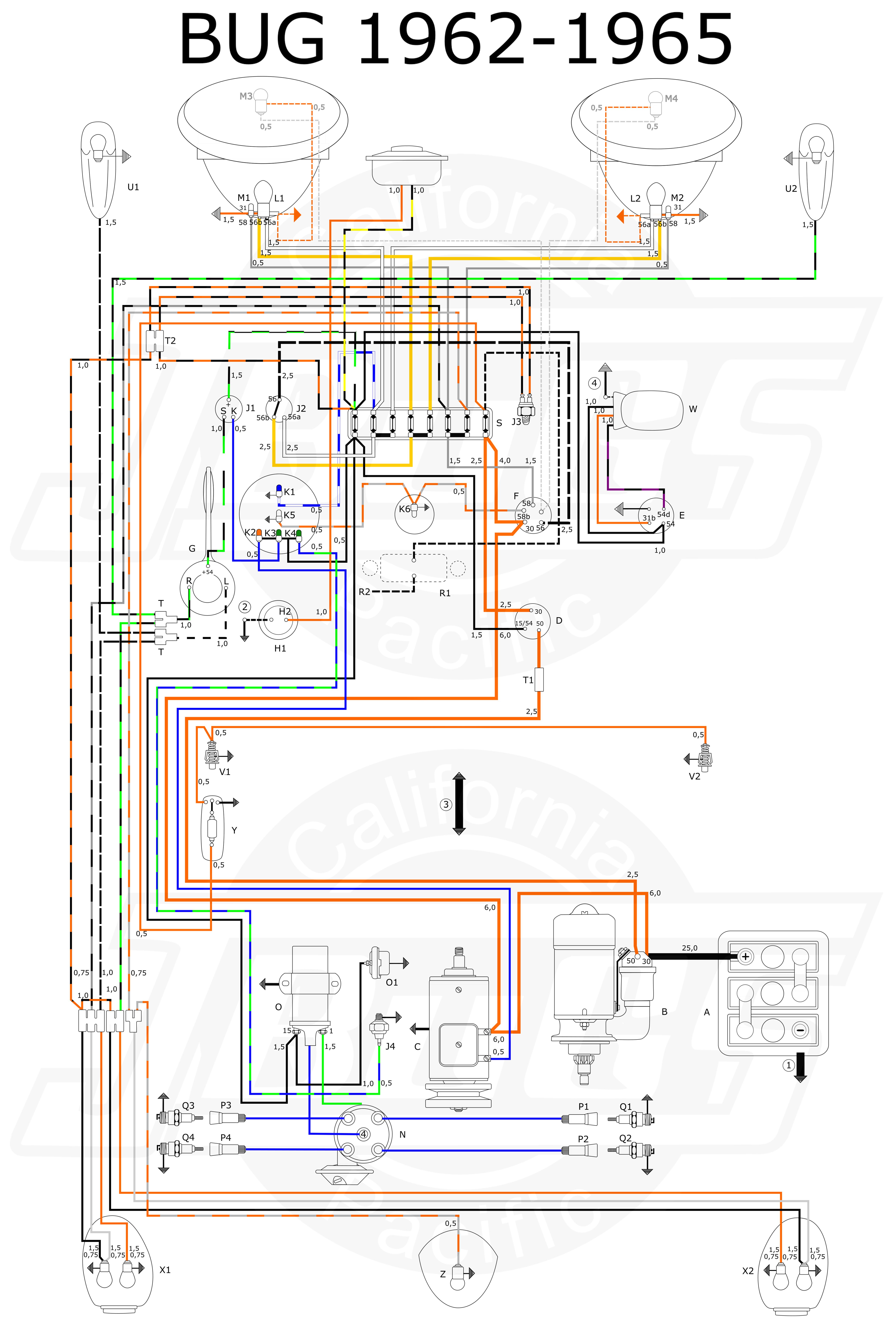 1963 vw van wiring diagram dk 4688  vw 181 thing wiring diagram type 181 wiring diagram hecho  vw 181 thing wiring diagram type 181