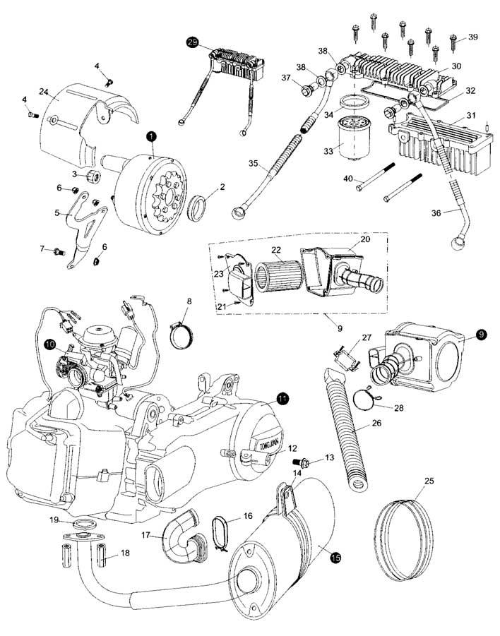 Brilliant 150Cc Engine Muffler Air Intake 150Cc Original Buggy Chassis Wiring Cloud Rdonaheevemohammedshrineorg