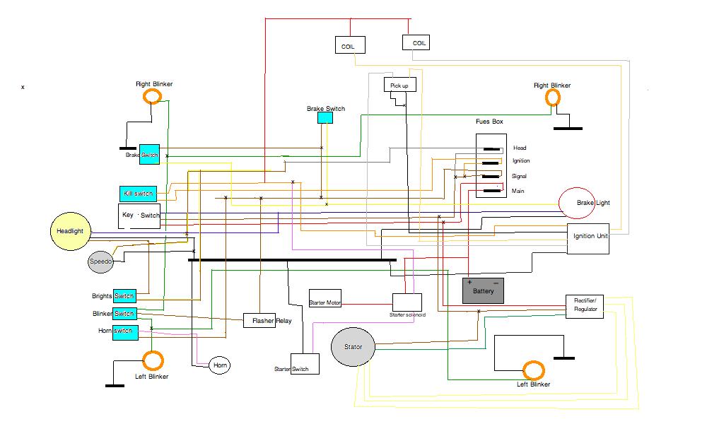 bt_6058] kick start wiring diagram xs400 forum schematic wiring 1979 yamaha xs 400 wiring diagram  exxlu xolia mohammedshrine librar wiring 101