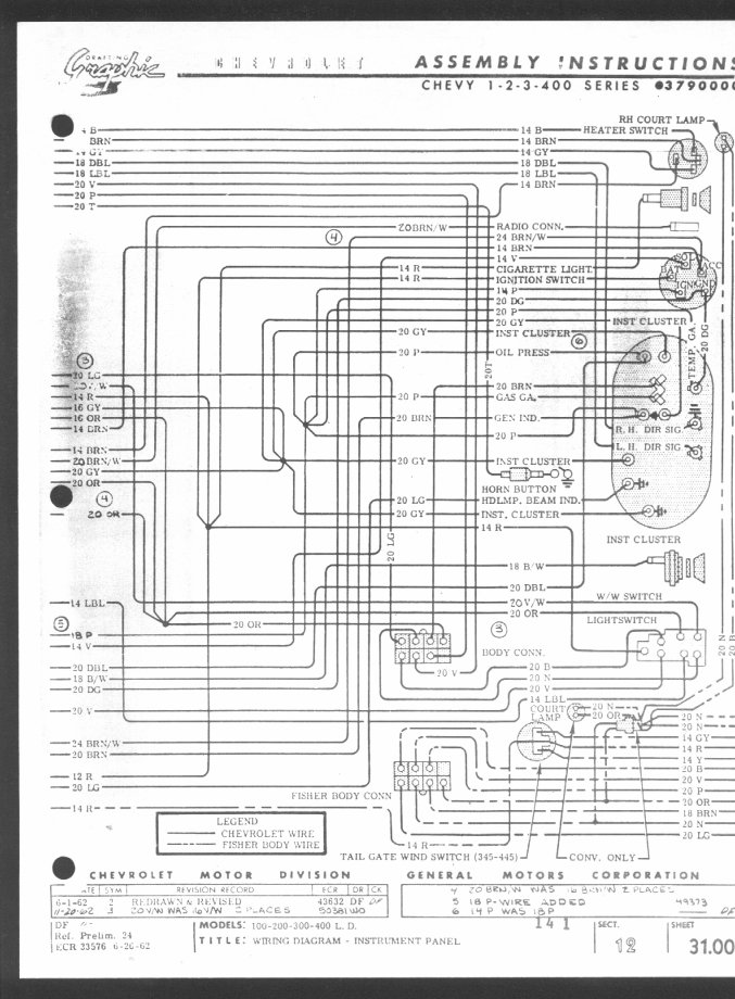 1962 c10 wiring diagram pdf 64 chevy wiring diagram wiring diagram data  64 chevy wiring diagram wiring