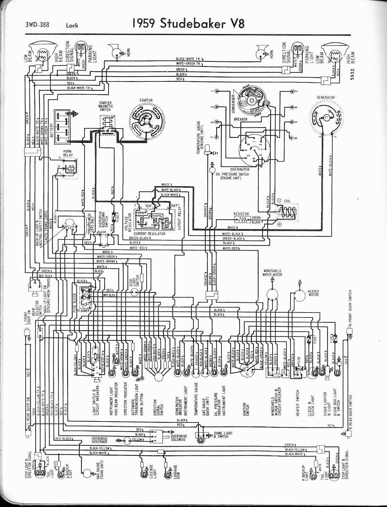 1951 Studebaker Champion Wiring Diagram - Kit Car Headlight Wiring Diagram  for Wiring Diagram Schematics | 1981 Champion Wiring Diagram |  | Wiring Diagram Schematics