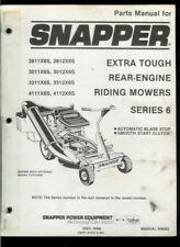 Fine Snapper Riding Mower Manual For Sale Ebay Wiring Cloud Onicaxeromohammedshrineorg