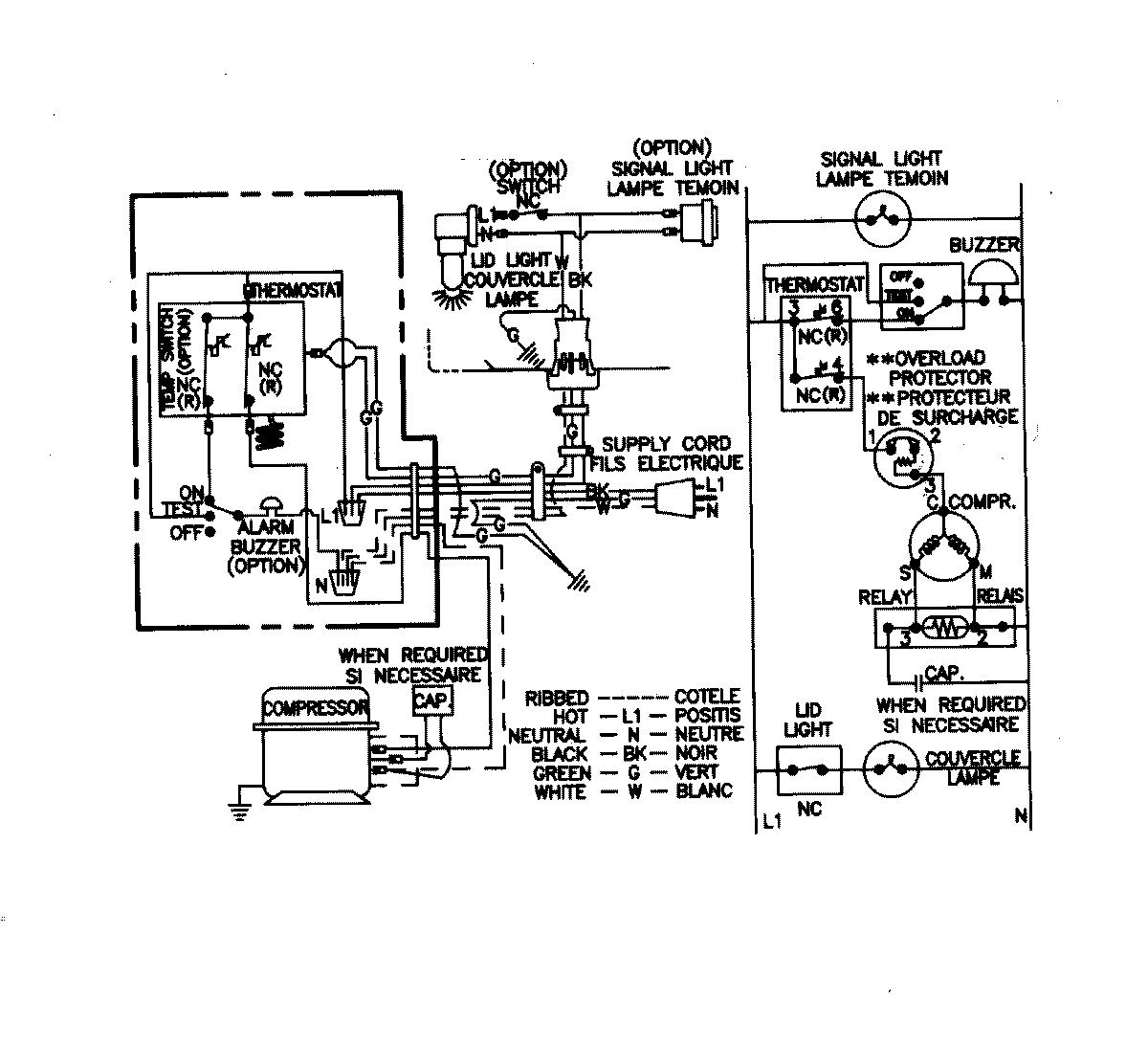 Fantastic Dometic Ac Wiring Diagram Dometic Rv Thermostat Wiring Diagram Wiring Cloud Ostrrenstrafr09Org
