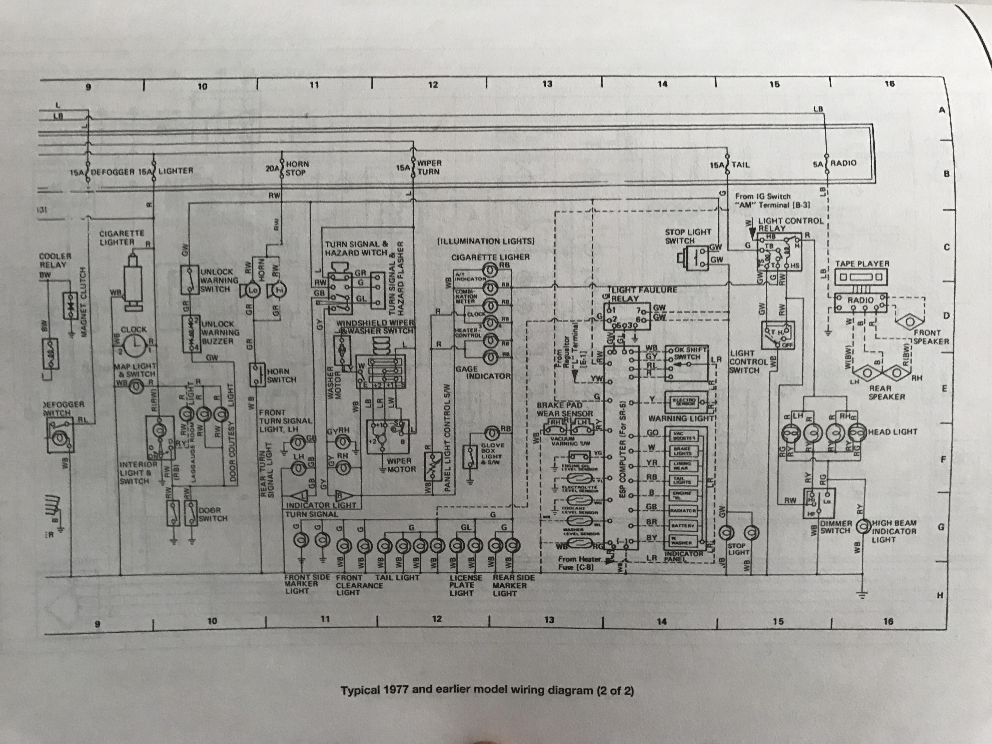 Pleasant Celica Wiring Diagram Wiring Diagram Wiring Cloud Itislusmarecoveryedborg