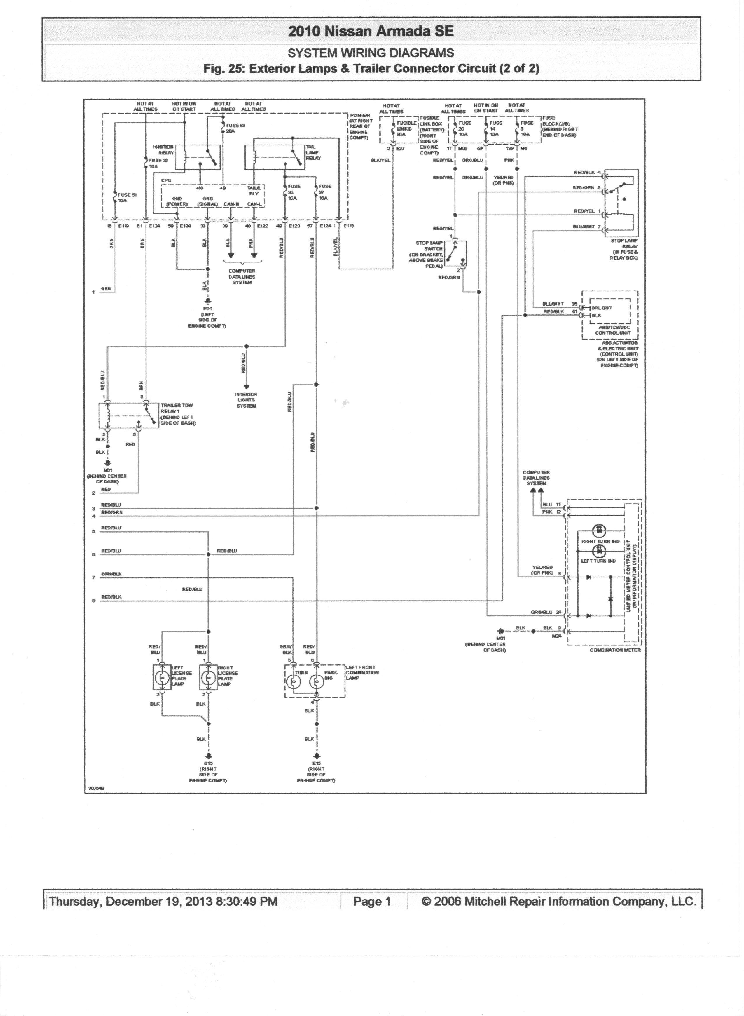 2010 Nissan Pathfinder Wiring Diagram Electric Brake Breakaway Wiring Diagram Begeboy Wiring Diagram Source