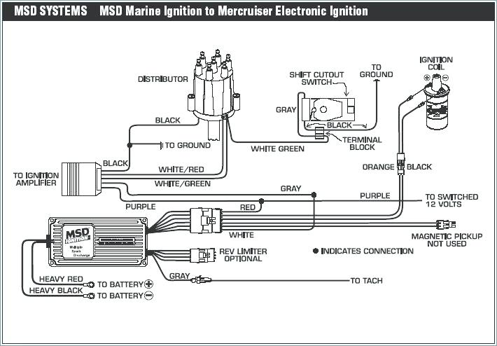Marine Ignition Wiring Diagram