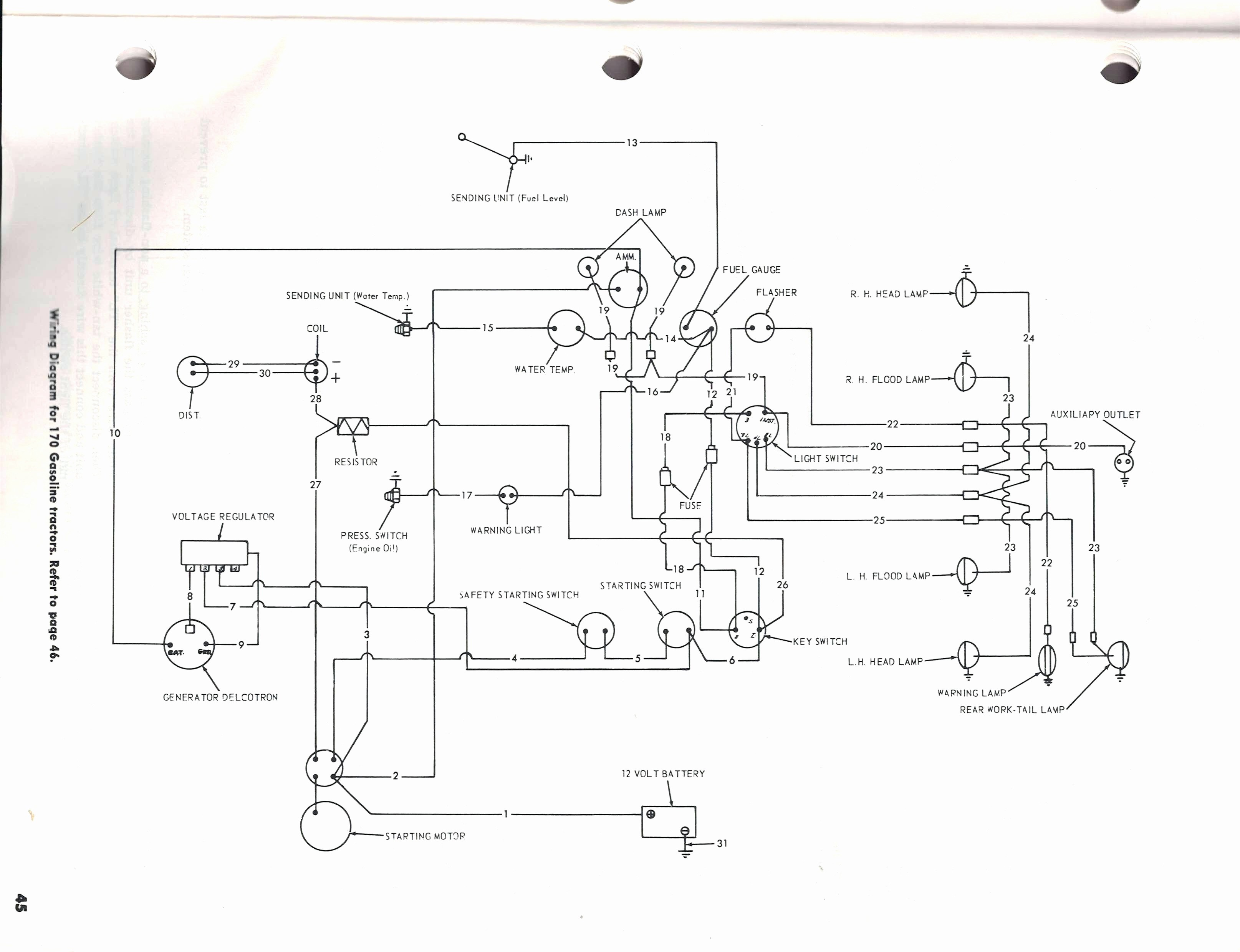 600 ford tractor starter solenoid wiring diagram hr 5117  ford workmaster 601 tractor wiring diagram wiring diagram  ford workmaster 601 tractor wiring