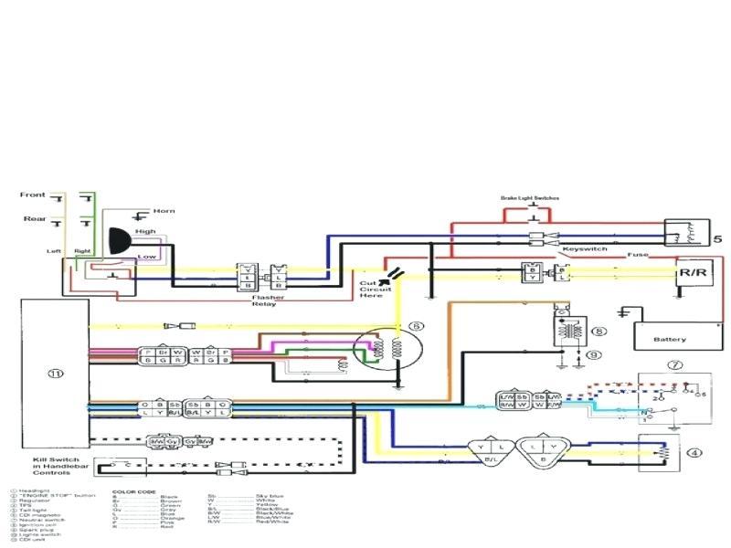 Zw 5621 1995 Yamaha Blaster Wiring Diagram Free Diagram